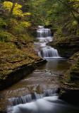 NY - Buttermilk Falls SP 2 - Ithaca, NY