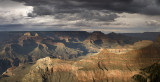 Grand Canyon Monsoon Clouds 3