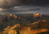 AZ - Grand Canyon Monsoon Clouds 4