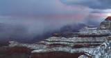 AZ - Grand Canyon Snow Storm 2