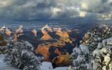 AZ - Grand Canyon Snow Storm 5