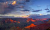 AZ - Grand Canyon Sunset 3