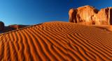 AZ - Monument Valley Dunes 1