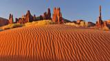 AZ - Monument Valley Dunes 3