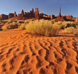 AZ - Monument Valley Dunes 4