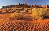 Monument Valley Dunes 5