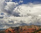 AZ - Sedona - Monsoon Rockscape 1
