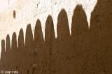 Afternoon shadow in Al Mudayrib
