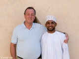 Meeting the Omani