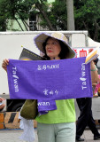 Documentary(1):Thousands of Taiwanese have taken to the streets to protest against  President Ma Ying-jeou's China policies