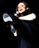 Belinda Carlisle Kicks It Up a Notch