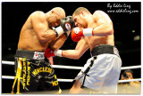The clash of the titans heavyweight title bout (Jan 26, 2008)
