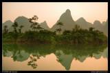 Yulong River at Sunrise