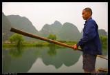Bamboo Rafting, Yulong River