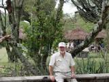Jim at Seronera Wildlife Center
