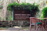 Amboseli Serena Lodge sign