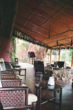 Lounge & bar at Amboseli Serena Lodge