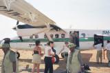 Arriving in Tarangire National Park, TZ