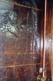 Washroom door in reception area - Sopa Lodge