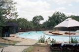 Pool at the Tarangire Sopa Lodge