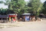 Roadside stands in Mto Wa Mbu