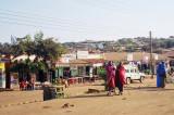 Local Maasai and Iraqw in Karatu.