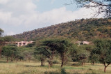 Serengeti Sopa - our home for two days