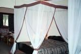Main bedroom , our room # 33 at Serengeti Sopa