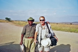 Bernard and Bwana Jim