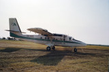 Our plane to Musoma