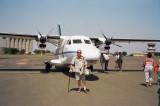 Jim at Kisumu, KY.