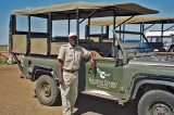 Benson, our driver from Kichwa Tembo