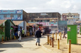 A small town on the way to Nanyuki