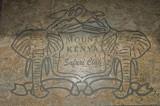 Mount Kenya Safari Club entrance