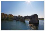 El Puente de Aviñon   -  The Avignon bridge