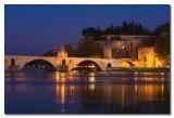 Puente de Aviñon  -  Avignon bridge