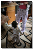 20090124 -- 105528 -- Canon 5D + 50 / 1.2L @ f / 1.2, 1/200, ISO 800