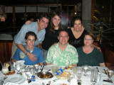 Dinner with the MacGregor Family at La Habichuela