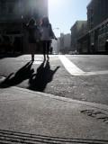 Geary Street Sunrise