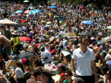 SF Symphony Free Concert in Dolores Park