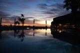 Solmar Resort Pool Sunset