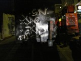 Night Graffiti