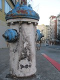 Fire Hydrant Monster