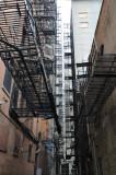 Alleyway off Rush Street