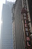 Chicago's Oriental Theatre