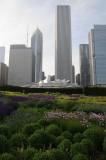 Millennium Park�s Lurie Garden