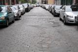 Mulberry Street Coblestones