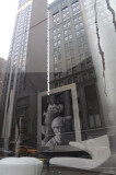 Andy Warhol Living Room Window Reflection on 34th St.