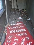 Sign Rubbish