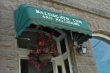 Baldachin Inn Entrance